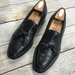 JOHNSON MURPHY Aristocraft shell Cordovan loafer